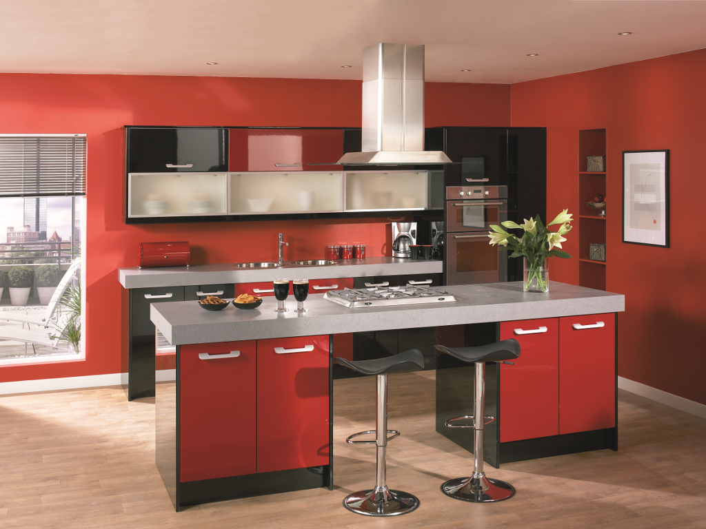 Duleek Gloss Red