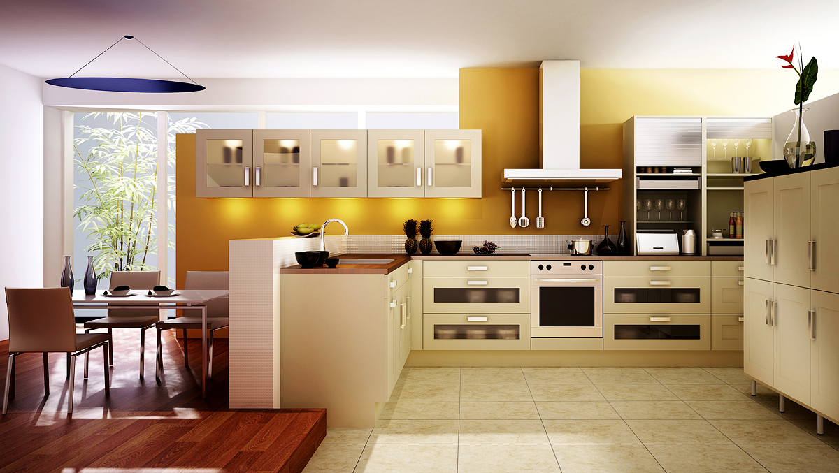 Kitchen 4 d1kitchens the best in kitchen design for Kitchen design images gallery